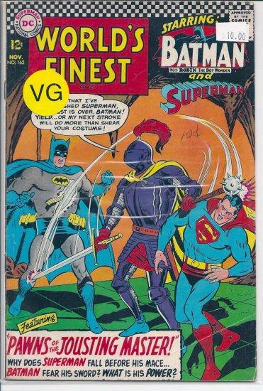 World's Finest Comics # 162, 4.0 VG