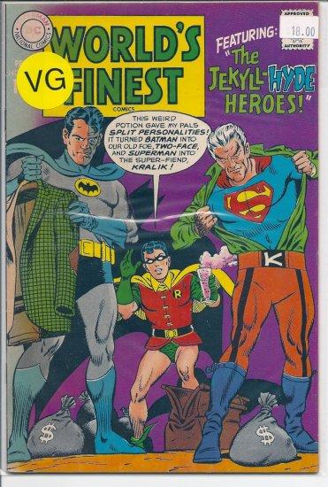 World's Finest Comics # 173, 4.0 VG