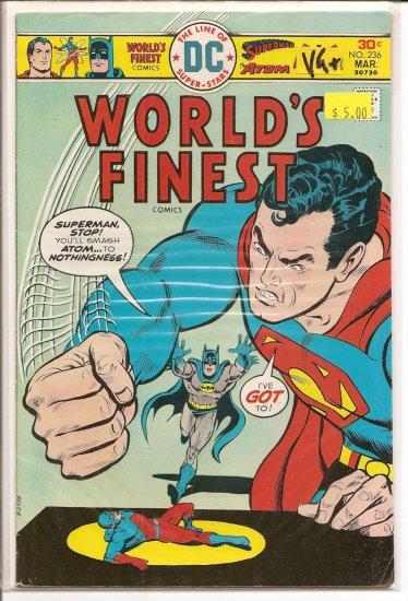 World's Finest Comics # 236, 4.5 VG +