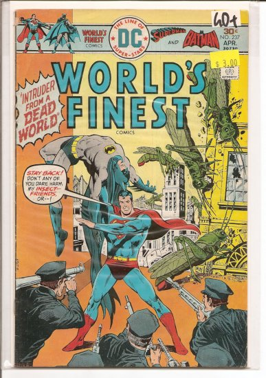 World's Finest Comics # 237, 2.5 GD +