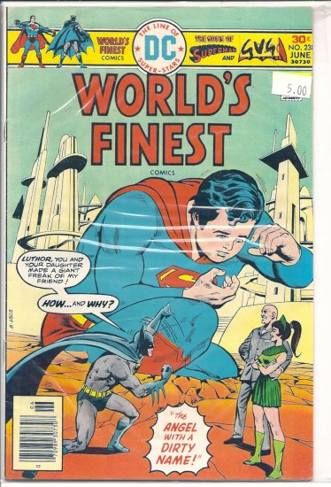 World's Finest Comics # 238, 3.0 GD/VG