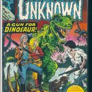 WORLDS UNKNOWN # 2, 4.5 VG +