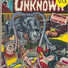 Worlds Unknown # 5, 4.0 VG