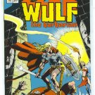 Wulf the Barbarian # 1, 8.0 VF