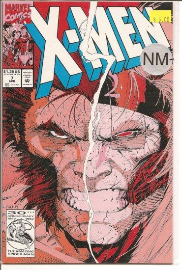 X-Men # 7, 9.2 NM -