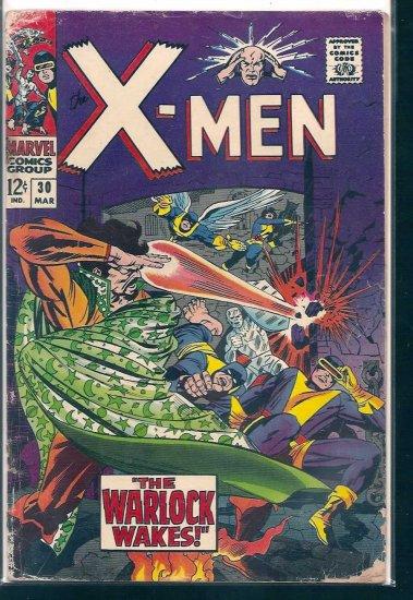 X-MEN  # 30, 1.0 FR