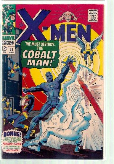 X-MEN # 31, 5.5 FN -