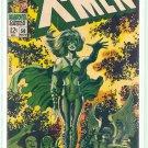 X-MEN # 50, 4.5 VG +