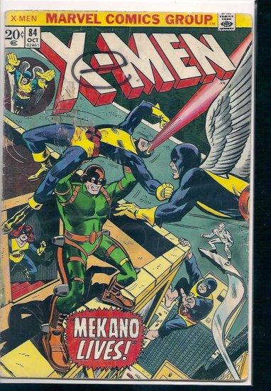 X-MEN # 84, 2.5 GD +