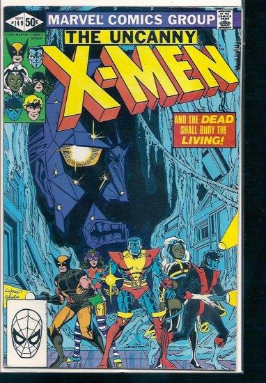 X-MEN # 149, 6.0 FN