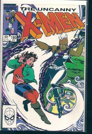X-MEN  # 180, 8.0 VF