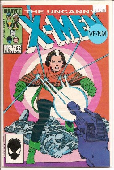 X-Men # 182, 9.0 VF/NM