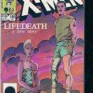 X-MEN # 186, 8.0 VF