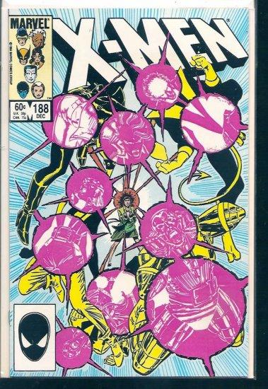 X-MEN  # 188, 9.4 NM