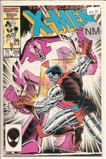 X-Men # 209, 9.2 NM -