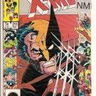 X-Men # 211, 9.4 NM
