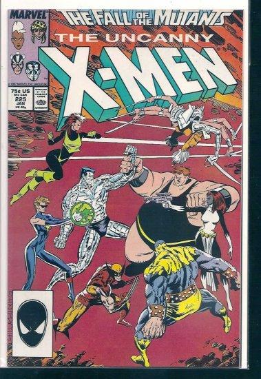 X-MEN  # 225, 9.2 NM -