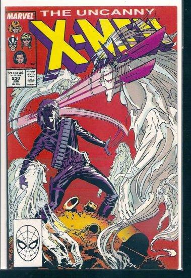 X-MEN  # 230, 9.2 NM -