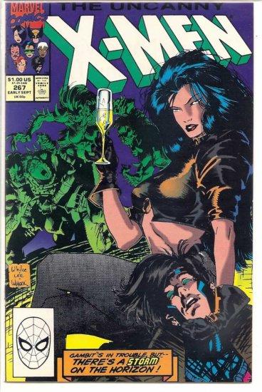 X-MEN # 267, 9.0 VF/NM