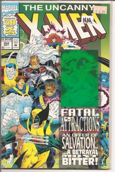 X-Men # 304, 9.4 NM
