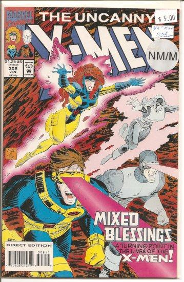 X-Men # 308, 9.4 NM