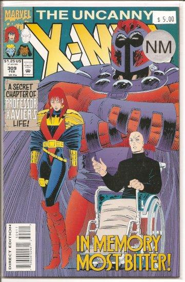X-Men # 309, 9.4 NM