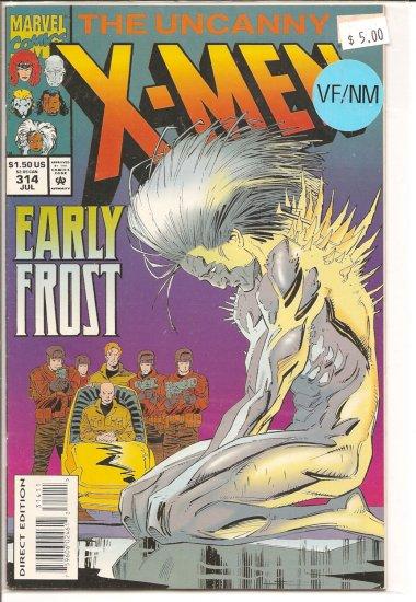 X-Men # 314, 9.0 VF/NM