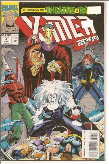 X-Men 2099 # 4, 9.2 NM -