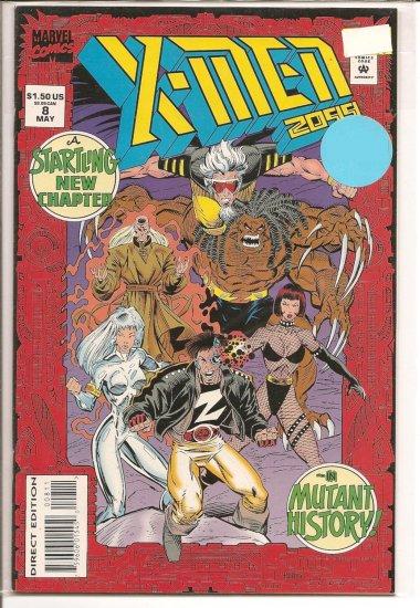 X-Men 2099 # 8, 9.0 VF/NM