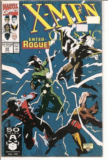 X-Men Classic # 62, 9.0 VF/NM