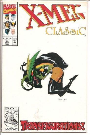X-Men Classic # 69, 9.0 VF/NM