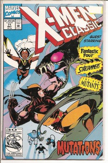X-Men Classic # 71, 9.0 VF/NM