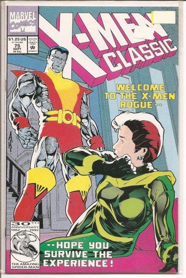 X-Men Classic # 75, 9.0 VF/NM