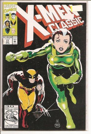 X-Men Classic # 77, 9.2 NM -