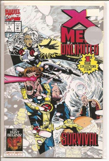 X-Men Unlimited # 1, 9.4 NM