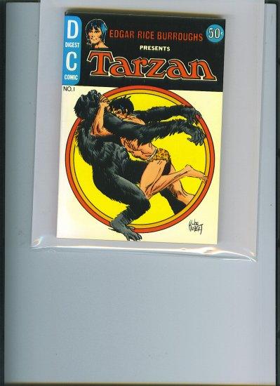 Tarzan Comic Digest # 1, 9.2 NM -