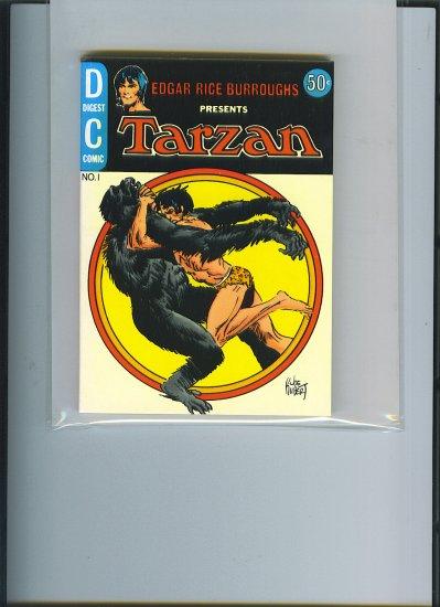 Tarzan Comic Digest # 1, 9.0 VF/NM
