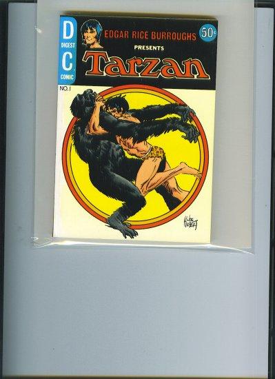 Tarzan Comic Digest # 1, 7.5 VF -