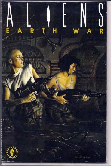 ALIENS EARTH WAR # 3, 7.0 FN/VF