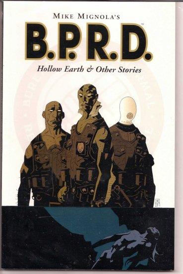 B.P.R.D. HALLOW EARTH # 1, 9.0 VF/NM