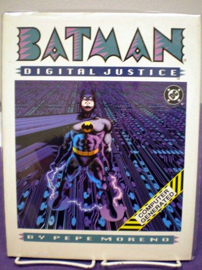 Batman: Digital Justice # 1, 8.5 VF +