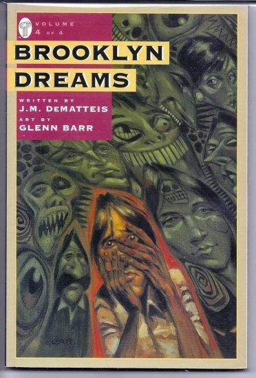 BROOKLYN DREAMS # 4, 9.0 VF/NM