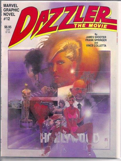 DAZZLER # 12, 8.0 VF
