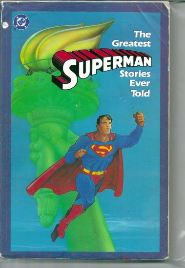 GREATES SUPERMAN STORIES EVER TOLD # 1, 3.0 GD/VG