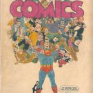 PENGUIN BOOK OF COMICS # 1, 3.0 GD/VG