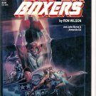 SUPER BOXERS # 8, 5.0 VG/FN