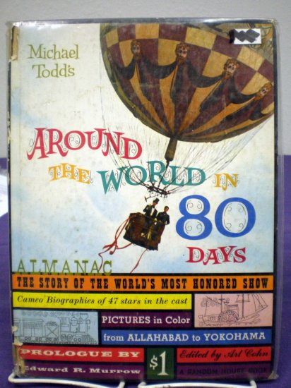 Around The World In 80 Days # 1, 2.0 GD