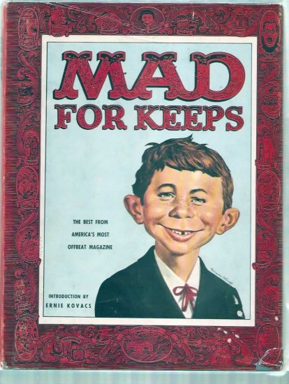 MAD FOR KEEPS # 1, 6.5 FN +