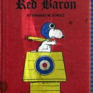 SNOOPY AND THE RED BARON # 1, 4.5 VG +