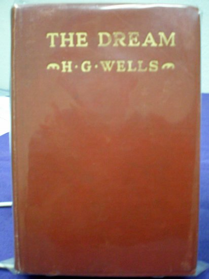 The Dream: H.G. Wells # 1, 3.0 GD/VG
